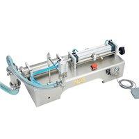 مبيعات المصنع مباشرة شبه التلقائي السائل ملء آلة التلقائي ملء آلة الكمي دواسة صغيرة فوهة واحدة آلة التعبئة