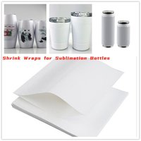 100pcs Lot Sublimation Accessory Shrink Wrap for Sublimation...