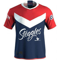 20 21 Sydney Roosters 2020 2021 jersey MENS ANZAC JERSEY Rugby Maillots Ligue Nationale de Rugby Australie Sydney Roosters chemises