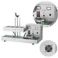 Máquina de selagem de alimento vácuo eletromagnética folha de alumínio