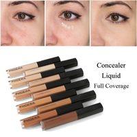 2021 Phoera Foundation Concealer Makeup Full täckning Matte Lighten långvarig snabb gratis frakt