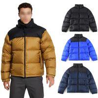 Мужская зимняя пуховик outdoorwear классический теплый ветрозащитный пальто стенд воротник Циппе белая утка вниз воротник стойка Rman куртки