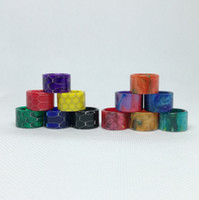 Top Quality Epoxy Resin Snake Skin Resin Drip Tip for TFV8 B...