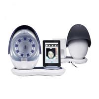 Анализатор кожи с Wi-Fi 5-й генерации Волшебное зеркало Интеллектуальная анализатор кожи лица Анализ кожи машины Машина красоты оборудование для лица