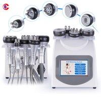 USA W magazynie Ultrasonic Caviting Maszyna do spalania tłuszczowa Anti-Aging Mechial Skin Odmłodzenie Uroda Sculpt Device Mychway