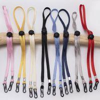 Adjustable Mask Lanyard Extension Handy Convenient Safety Mask Rope Rest Ear Holder Hang On Neck String Hat Lanyard Party Favor Gift