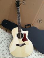 Chaylor Акустическая гитара 812ce Tayl 814ce, Acoustic акустической гитары KSG 814, Бесплатная доставка