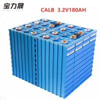 LiFePO4 battery Rechargeable 16PCS NEW CALB 3.2V180ah SE180AHA 200AH 24V 48v Lithium iron phosphate packs solar batteries