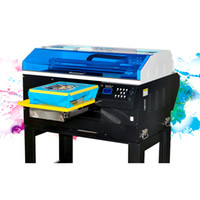 Impresora digital textil 4720 Jefe Directo a Prenda impresora DTG camiseta de la máquina de impresión