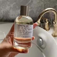 مبيعات!!! Perfume Le Labo Santal 33 Bergamote 22 Rose 31 The Noir 29 أعلى جودة دائمة Woody العطرية رائحة العطر مزيل العرق 100 ملليلتر