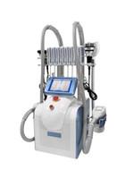 2020 Cryolipolysis 초음파 Cavitation 기계 Lipo 레이저 40K 지방 냉동 기계 더블 턱 제거 레이저 슬리밍 미용 장비