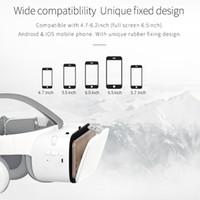 Freeshipping Occhiali 3D realtà virtuale immersiva VR Bluetooth Headset Wireless Smartphone Google Scatola di cartone con il regolatore