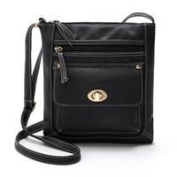 Kadın Sacoche Bolsa Masculina için kadınlar Deri Messenger Çanta Fermuar Seyahat İş Omuz Çanta crossbody çantaları
