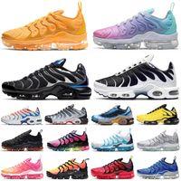 Triple Blanco Blanco TN Plus Se Zapatillas para correr para hombre Sé VERDADERO GREDY TNS MENS para mujer zapatillas deportivas Entrenadores Chaussures 36-45