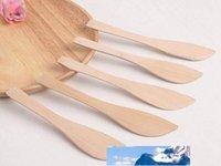 정원 500pcs / lot 나무 얼굴 마스크 숟가락 DIY 크림 믹싱 spatulas 특종 메이크업 화장품 도구 빠른 공장 가격 전문가 디자인 품질 최근 스타일 원래 상태