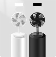Kleiner USB Schreibtisch Ventilator Quiet Tragbarer Ventilator mit 4 Geschwindigkeiten USB Powered Sommerluftkühler Home and Office Desktop-Gadgets JK2009XB