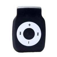 Mini Clip Metal USB MP3 Player Support Micro SD TF Card Musi...