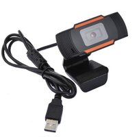 Fotocamera HD Webcam Web 30fps 480P / 720P / 1080P PC Macchina fotografica Built-in fonoassorbenti microfono USB 2.0 Video Record per il calcolatore per il computer portatile