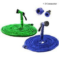 Garden Hose Expandable Magic Flexible Water Hose EU Plastic Hoses Pipe With Spray Gun To Watering Car Wash Spray 25FT-175FT