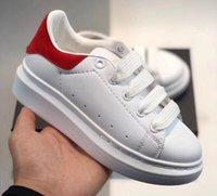 뜨거운 새로운 2020 할인 컷 낮은 캐주얼 트레이너 어린이 소년 소녀 키즈 스케이트 운동화 패션 스포츠 신발 크기 24-35