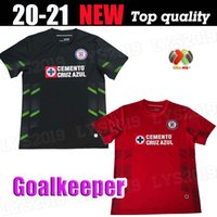 Top Tailândia 2020 2021 Cruz Azul Goleiro Futbol Club Futebol Jerseys Dominguez Stik Caraglio Hernandez México Homens Futebol Camisas