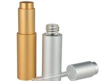 2020 Vendita all'ingrosso caldo Nuovo 20ml alluminio elettrochimico contagocce bottiglia di olio essenziale veloce trasporto libero SN309