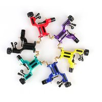 New Dragonfly Rotary machine shader et doublure Tattoo machine 6 couleurs Nouvel Artiste Doublure Kit moteur DHL gros
