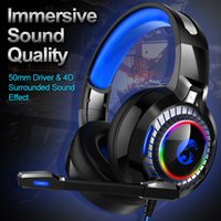 JOINRUN A60 Gaming Headset Wired 4D RGB Marquee Stereo Earph...