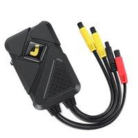 Systèmes AHD Caméras DVR avec contrôleur étendu Double lentille voiture HD MDVR 2CH caméscope AyellowroSock DVR-Caméra-Kit Enregistrement de boucle réelle