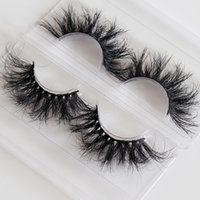 Wholesale Full Strip 5D Thick Luxury False Eyelashes 3D 6D V...