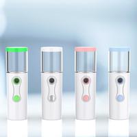 Nano Nebel-Sprüher 30 ml Gesichtskörper-Nebel-Sprüher bewegliches Spray Moisturizing Hautpflege Gesichts Befeuchter Partei-Bevorzugung CCA12516 60pcs