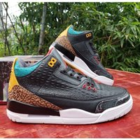 Animal 2. 0 Arrival Instinct J3 3 New 3s Men Basketball Shoes...