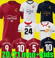 CA 100th Centenary 20 21 Osasuna soccer jerseys 2020 20 21 Á...