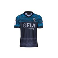 New Jersey 2019 2020 2021 FIDJI Rugby Maillots NRL Rugby League 19 20 21 chemises-5XL