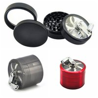 Poignée Grinder Grinders Dia63mm Herb sec tabac à manivelle moulin broyeur 4 couches Grinders Accessoires DWE1607 pipe