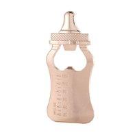Favor de la fiesta Favor de la botella de leche de oro Favores de cumpleaños para niños / huéspedes Regalos de regreso Niños Niñas / Niños