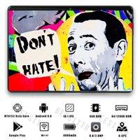 태블릿 PC EST 10 인치 안드로이드 8.0 옥타 코어 6GB RAM 128GB ROM 3G 4G FDD LTE WIFI 블루투스 GPS 전화 통화 유리 화면