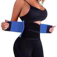 Frauen Taille Trainer Korsett Neopren Sweat Gürtel Bauch Abnehmen Sport Formwäsche Breath Bauch Fitness Modelling Strap Shaper # 3