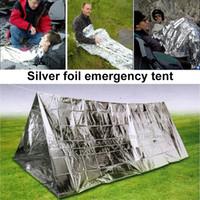الخيام والملاجئ العملي متعدد الأشخاص بسيطة دافئة خيمة الحيوانات الأليفة الطوارئ المحمولة للنشاط في الهواء الطلق EDF88