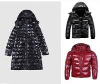 Toptan M Kadınlar ve Erkek Asil Aşağı Ceket Erkek Açık Yaka Kapşonlu Sıcak Tüy Elbise Kış Coat Dış Giyim Dış Giyim Ceketler Çift Modelst