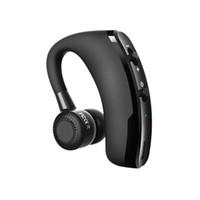 Yeni V8 V8S V9 İş Araç Sürüş Bluetooth Kablosuz Eller serbest Ofisi Bluetooth Kulaklık Kulaklık ile Mikrofon Paketi ile Ses Kontrol