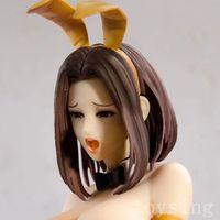 41 cm Yerli Olmayan Bakire Yumuşak Bunny Kız Seksi Kızlar Action Figure Japon Anime PVC Yetişkin Aksiyon Figürleri Oyuncaklar Anime Rakamlar Oyuncak