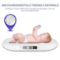 as escalas de bebê multi-função display digital de meninos inteligentes meninas balanças eletrônicas crescimento pesando saúde