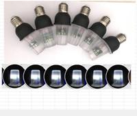 Super Strobe Bright Wodoodporny Bar Markijski LED E27 E27 Stroboskopowe Żarówka KTV Drzwi Plakiet Twinkle Migające Światła ciągu 6 sztuk