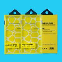 Universal Phone Case Package plastique PVC détail d'emballage Boîte avec insert intérieur pour iPhone Samsung OnePlus Phone Case Fit 5,7 6,5 6,7 pouces