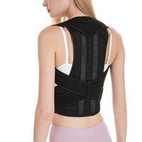 Terug Ondersteuning Verstelbare houding Corrector Shoulder Brace Correctie Spine Postural Health Fixer Tape