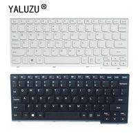 YALUZU Neue Tastatur für Lenovo IdeaPad YOGA 11S YOGA11S-IFI YOGA11S-ITH Flex10G S210 S210G s210t S215 s215T Englisch Tastatur US
