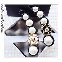 Clips de cheveux Barrettes Top Arrivée Coréen Imitation Perle Claw Vintage Camélia Simple Camellia Publics Luxurious Elegant Pour Girl Accessoires