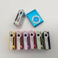 Cheapest USB metallo mini clip lettore mp3 portatile di sport di musica digitale TF SD / Slot lettore MP 3 Player scheda Esecuzione