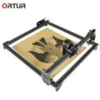 프린터 Ortur 레이저 마스터 2 조각 32 비트 마더 보드 7W 프린터 CNC 라우터